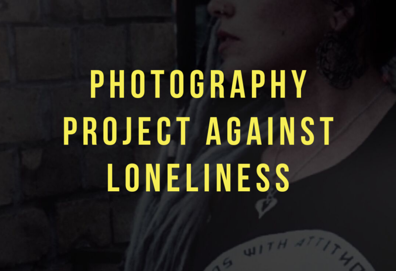 Photography Project: Face for Loneliness